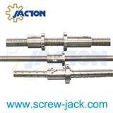 Acme Lead Screws with Acme Anti-backlash Nuts