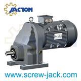 RX77 RXF77 Helical Gearmotor 1.1kw-2.2kw 3kw 4kw 5.5kw 7.5kw 11kw