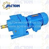 R17 RF17 Helical Gearmotor 0.18kw 0.25kw 0.37kw 0.55kw 0.75kw