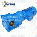 0.25KW Helical-bevel Gearmotor Specifications