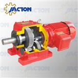 R147 RF147 Helical Gearmotor 11kw-22kw 30kw 37kw 45kw 55kw 75kw 90kw