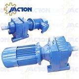 R167 RF167 Helical Gearmotor 11kw-55kw 75kw 90kw 110kw 132kw 160kw