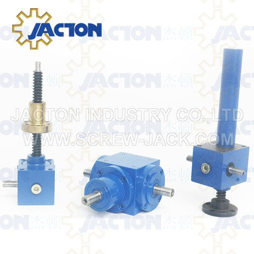 right angle gearbox 5 1 ratio 3 output shaft,90 degree gear