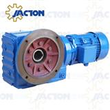 0.37KW Helical-worm Gearmotor Specifications