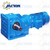 0.18KW Helical-worm Gearmotor Specifications