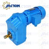 F127 FA127 FF127 FAF127 FAZ127 Parallel Shaft Helical Gearmotor