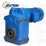F77 FA77 FF77 FAF77 FAZ77 Parallel Shaft Helical Gearmotor