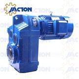 F57 FA57 FF57 FAF57 FAZ57 Parallel Shaft Helical Gearmotor