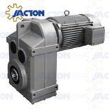 F47 FA47 FF47 FAF47 FAZ47 Parallel Shaft Helical Gearmotor