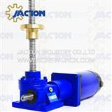 12v 24v motor operated screw jack