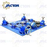 multiple screw jacks lifting system