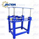 electric screw mechanism drive precision lift table