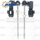 screw induction motor actuator