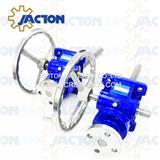 wheel handle gear jack