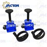 manual crank actuator