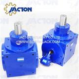 JTPH140 right angle gearbox hollow shaft arrangement