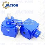 JTPH210 right angle hollow shaft gearbox
