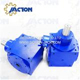 JTH240 Miter Gearboxes with Hollow Output Shaft