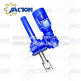 electric water lifting gate screw jack gear