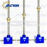 electric screw type jack scissor lift tables