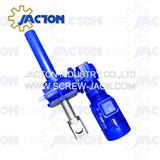 earth station antennas elevation axes jack screw drive