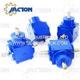 right angle speed reducers