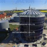 Screw Jacks Modular System Is Used For Storage Tanks and Silos