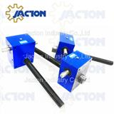 JTH10 Compact Screw Jack with Through Holes