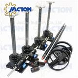 crank table lift mechanism 2.5 tons