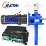 24v dc electrically screw jack 2.5 tons