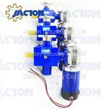 mechanical screw jack with electric motor 2.5 ton