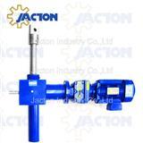 electrical motorized screw jack 10 tons