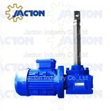 Electric worm gear driven mechanical actuator 3 ton