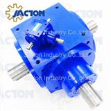 Sample Part Number Of Cubic Bevel Gearboxes