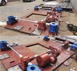 Heavy duty lifting platform