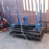 High lift screw jacks lifting system